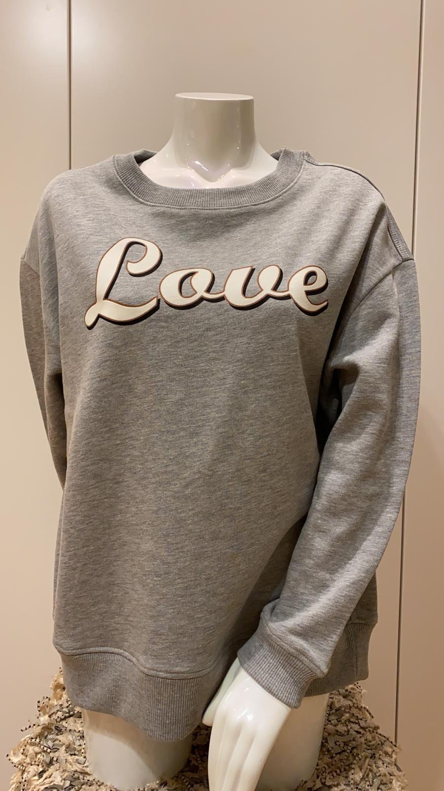 Casual Love Sweatshirt