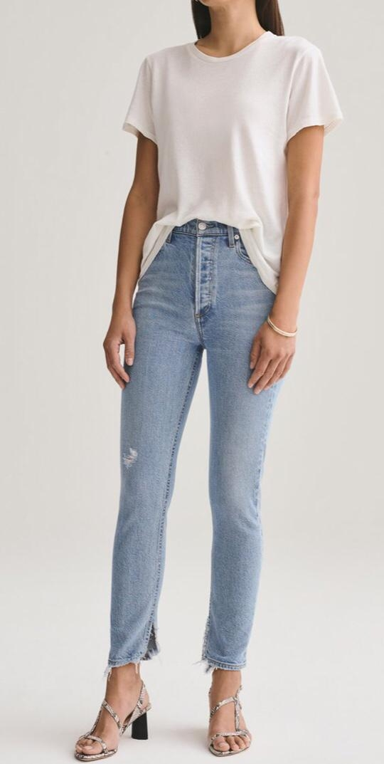 Jeans NICO HIGH RISE SLIM FIT