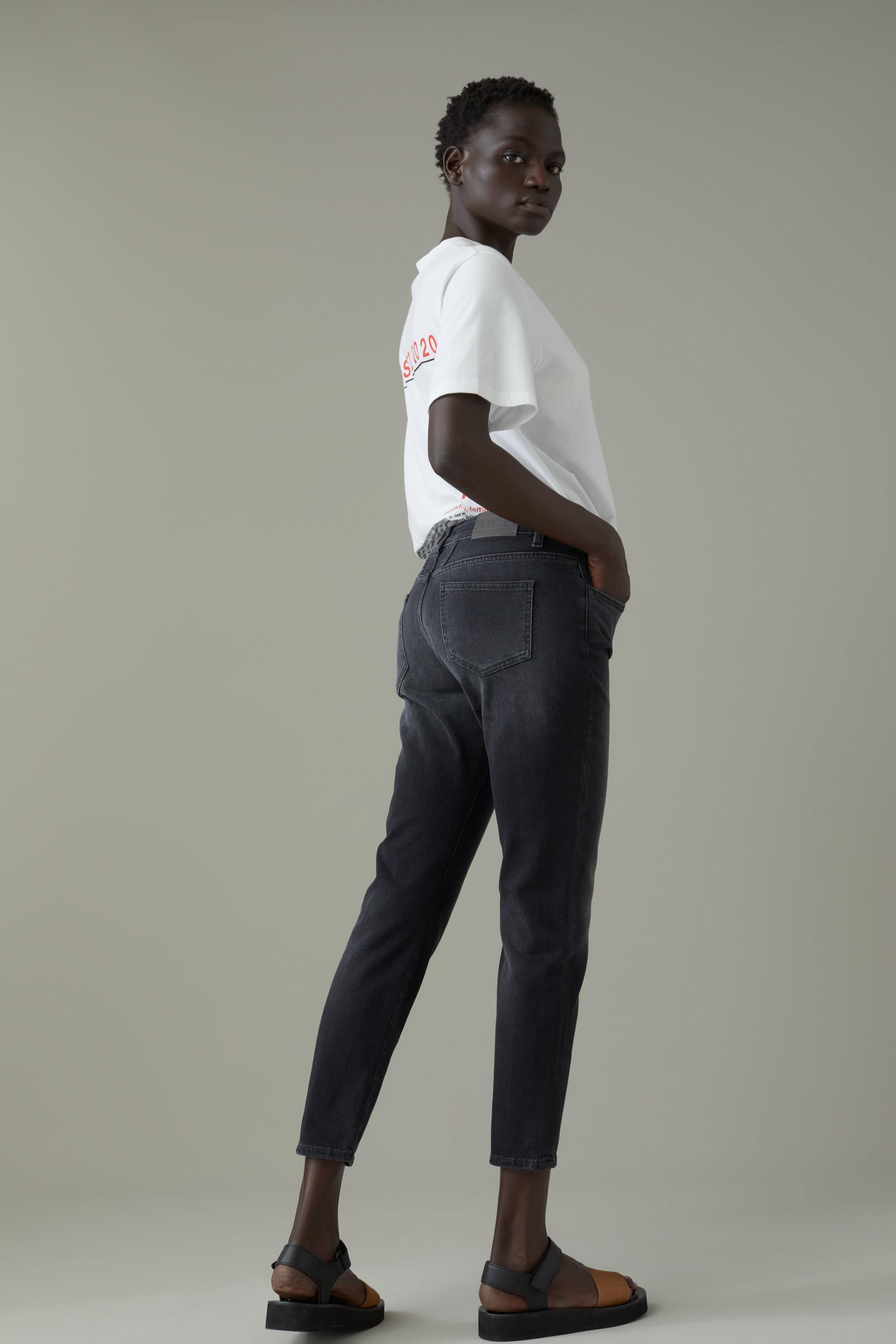 Jeans Baker dark grey