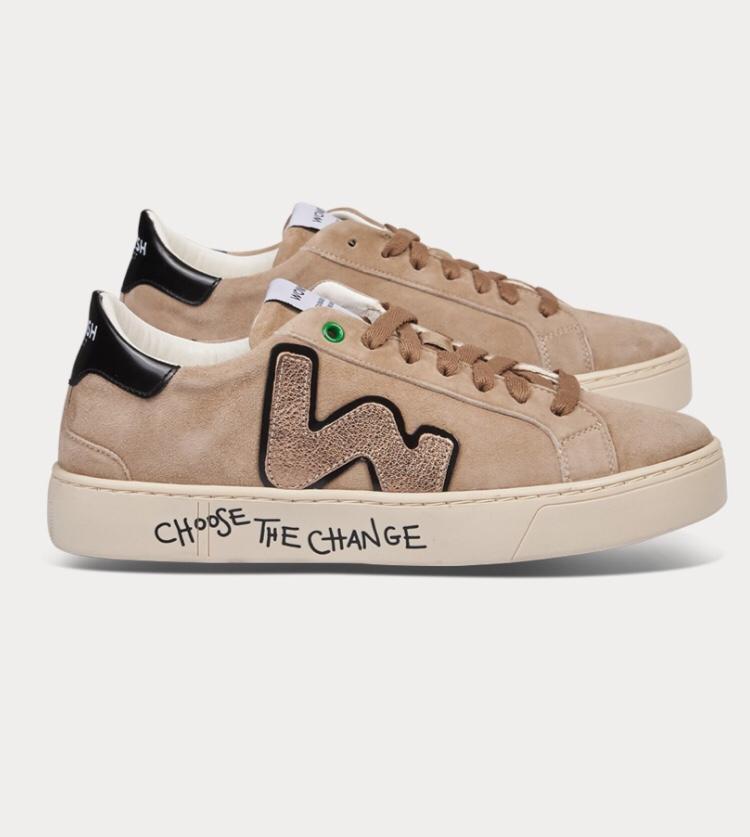 Sneaker SNIK CAMEL