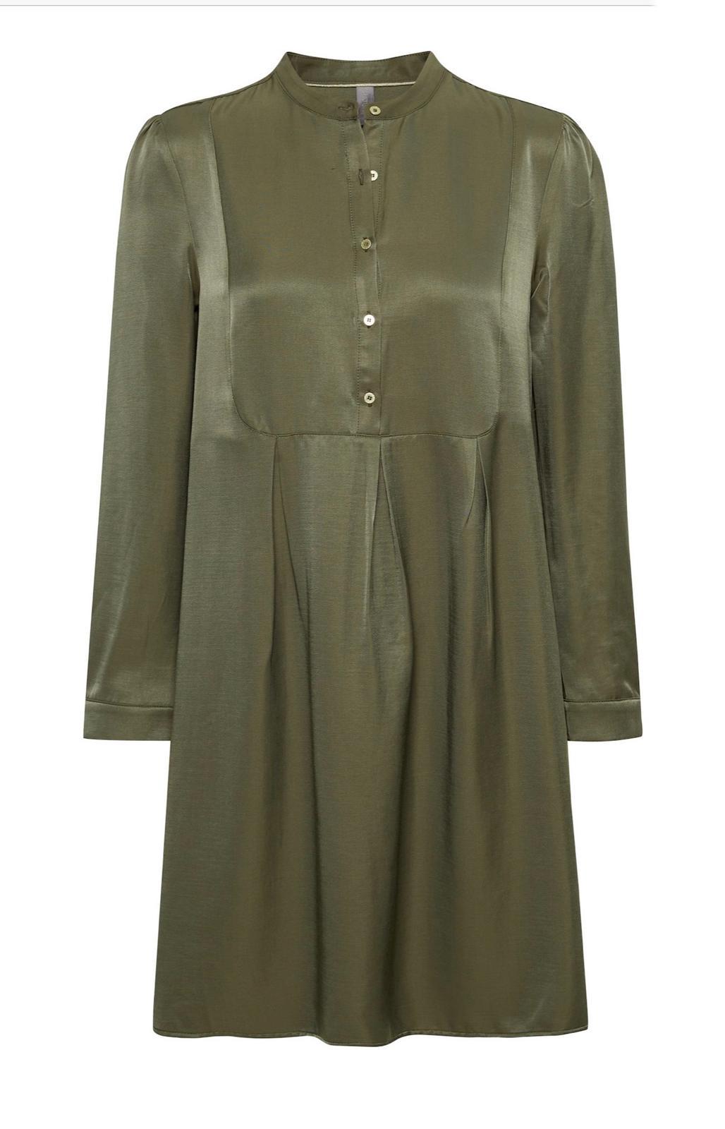 Dress - olive night
