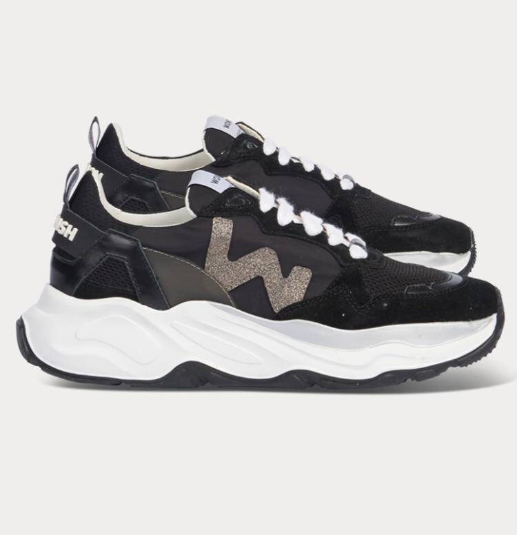 Sneaker FUTURA BLACK
