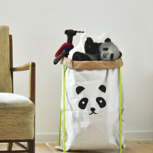 """Paperbag """"Panda"""""""
